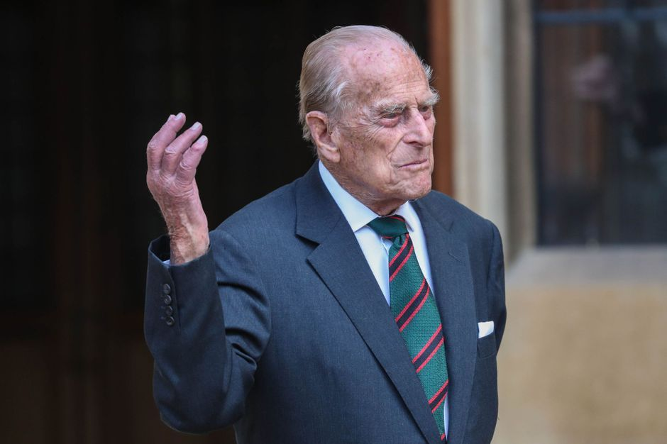 News Pictures: . +++ARCHIVE PICTURES+++ARCHIVE PICTURES+++ Prince Philip, Duke of Edinburgh was  was admitted to the King Edward VII Hospital in London, on Tuesday evening. The Duke